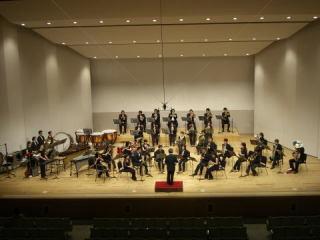 調布市青少年吹奏楽団写真1