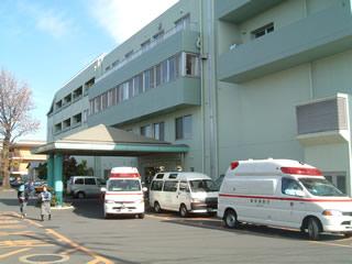 調布病院写真1