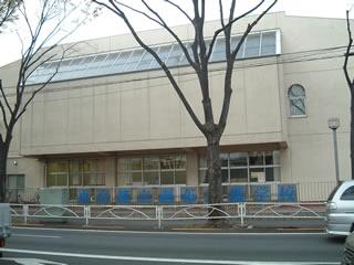 東京都立調布養護学校写真1