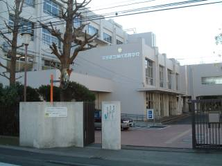 東京都立神代高等学校写真1