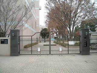 晃華学園中学校写真1