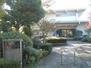 調布市郷土博物館写真1