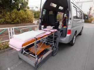 シルバーサポート介護タクシー写真4