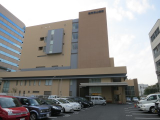 調布東山病院写真1